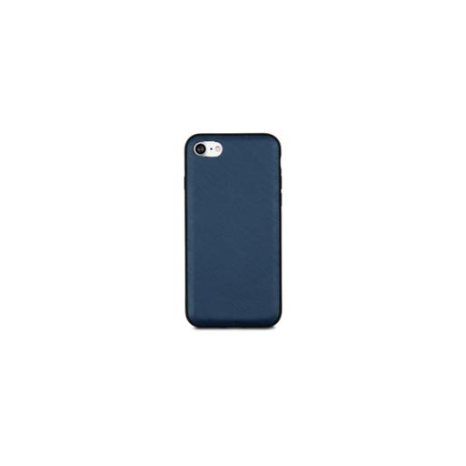 Dbramante1928 London для iPhone 7. Материал натуральная кожа/пластик. Цвет синий.