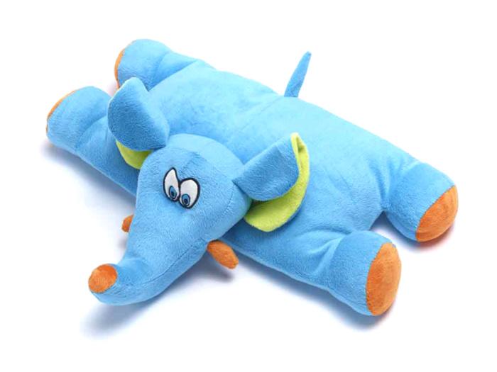 Детская подушка-игрушка Travel Blue Trunky the Elephant Travel Pillow Cлон (289)