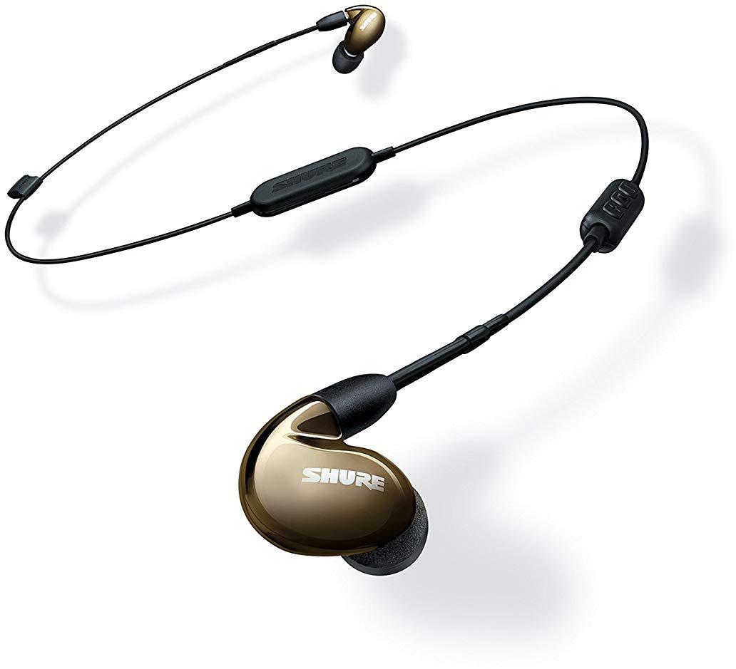 Bluetooth-наушники с микрофоном Shure SE846-BNZ+BT1 (Bronze)