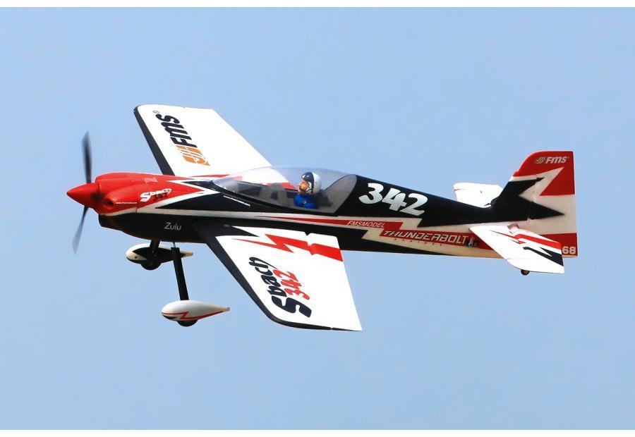 FMS Радиоуправляемый Самолет - Sbach 342 PNP 1300мм