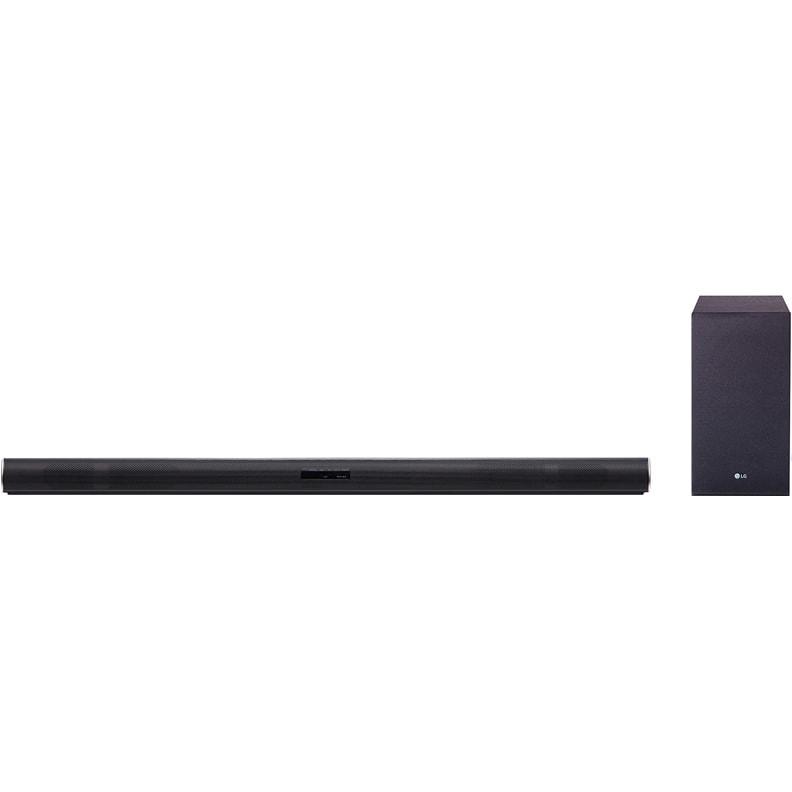 Звуковая панель LG SJ4, черный