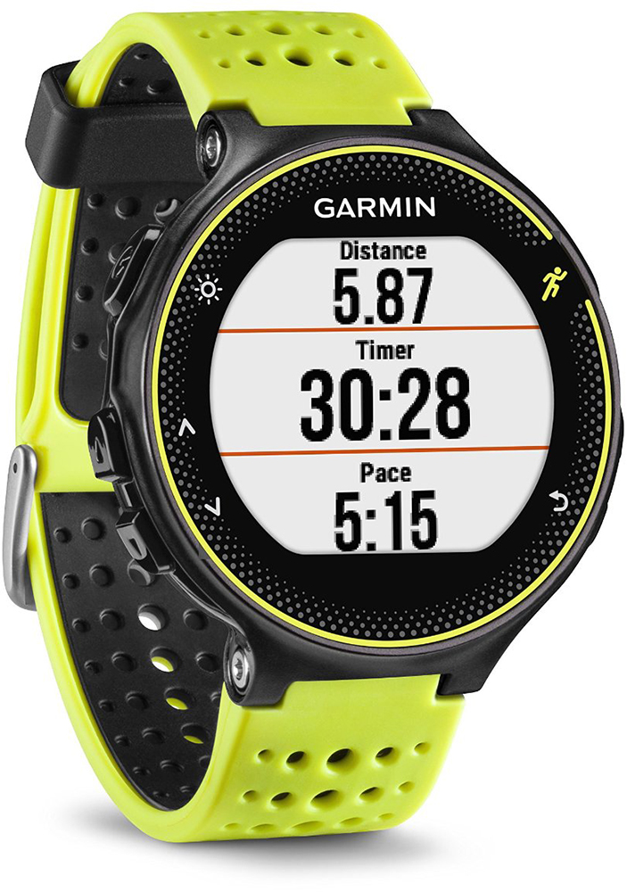 Спортивные часы Garmin Forerunner 230 010-03717-52 (Force Yellow)