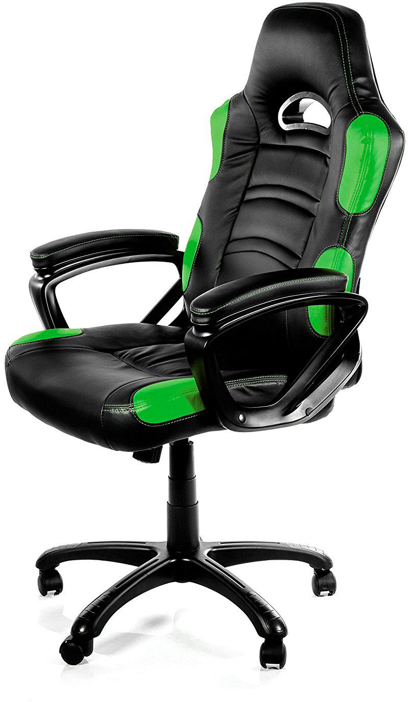 Компьютерное кресло Arozzi Enzo (Green)