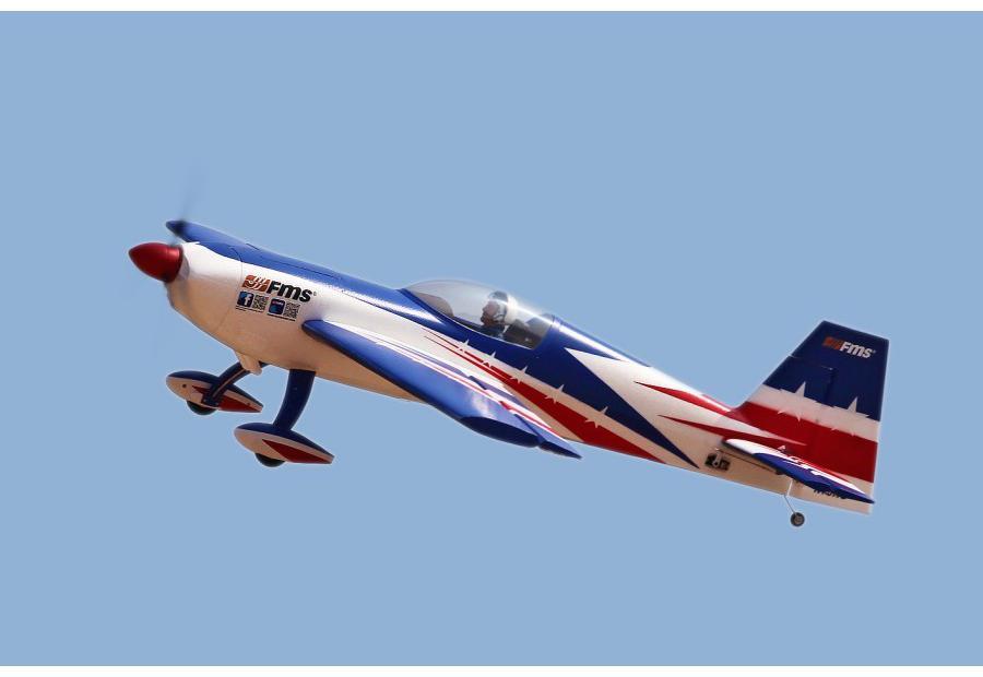 FMS Радиоуправляемый Самолет - Extra 300 PNP 1300мм