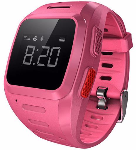 Детские умные часы Wochi Gozo (Pink)
