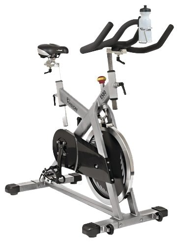 Вертикальный велотренажер Vision Fitness ES80
