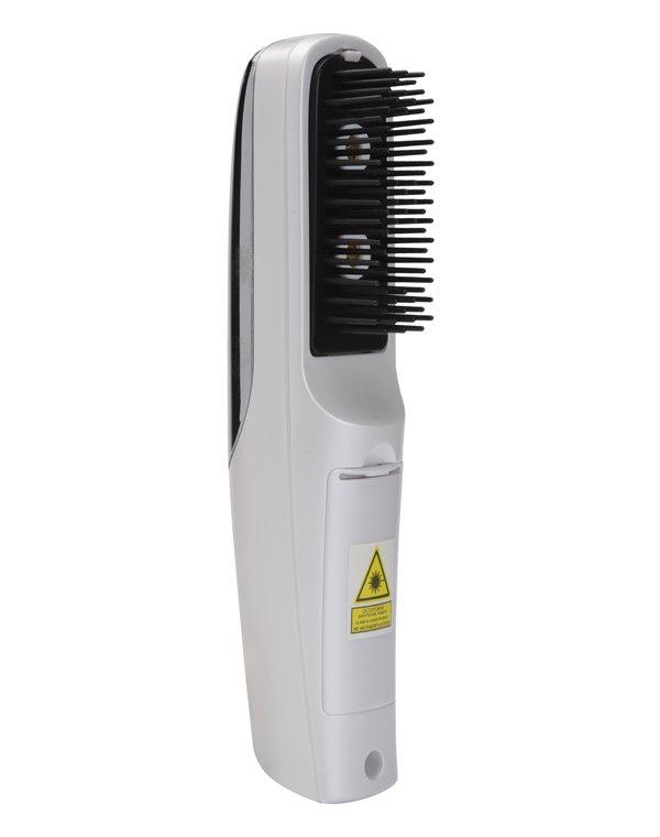 Прибор для массажа кожи головы Laser Hair, Gezatone