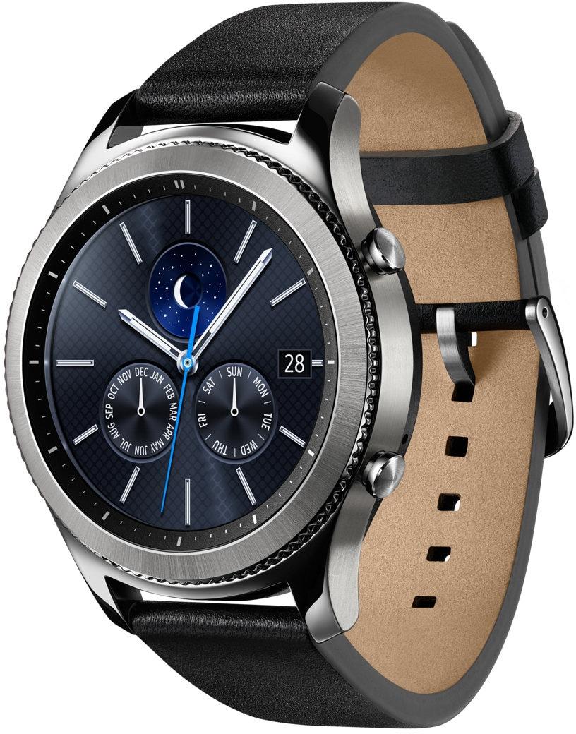 Умные часы Samsung Gear S3 Classic (Silver)