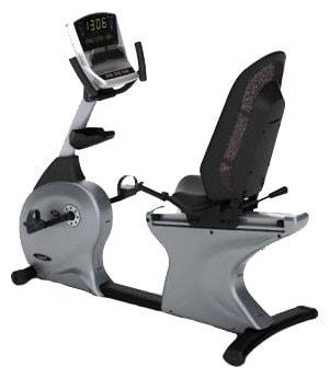 Горизонтальный велотренажер Vision Fitness R40 Classic