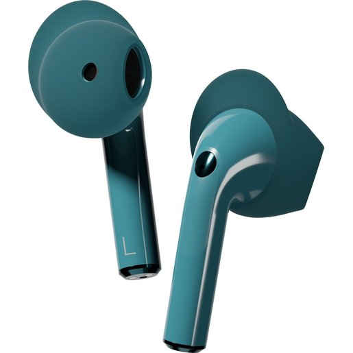 Беспроводные наушники Sudio Nio Aurora Iconic Sound Edition . Цвет: Зеленый  Sudio Nio Aurora Iconic Sound Edition