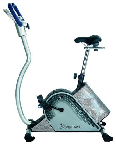 Вертикальный велотренажер Daum Electronic Ergo Bike Cardio Pro