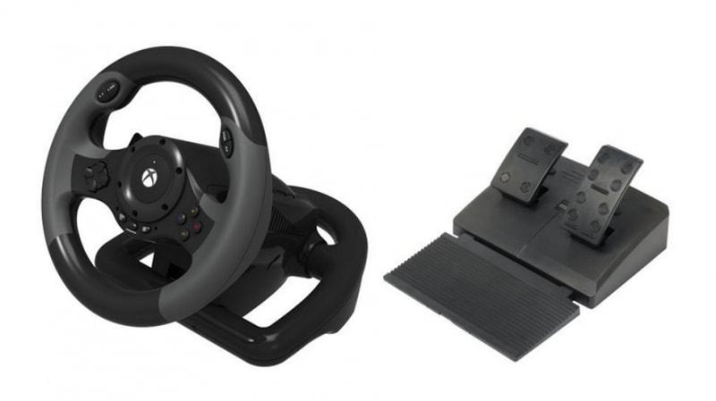 Руль Hori Racing Wheel Controller XboxOne (XBOX-005U)