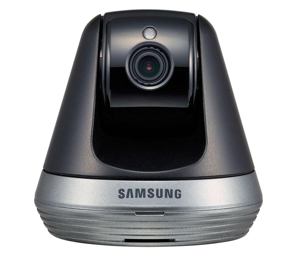 Видеоняня Samsung SmartCam Wi-Fi SNH-V6410PN (Black)