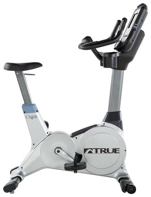 Вертикальный велотренажер True Fitness CS400U-X10T