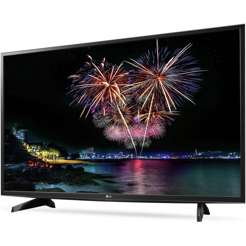 Телевизор LED LG 43LH570V, черный