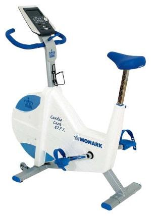 Вертикальный велотренажер Monark Cardio Care 827X