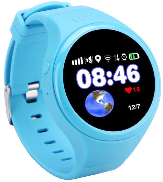 Детские часы-телефон Wochi Zoomix (Blue)