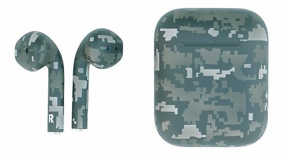 Беспроводные наушники Apple AirPods Color (Camo Pixel)