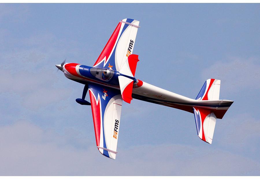 FMS Радиоуправляемый Самолет - F3A PNP 1400мм