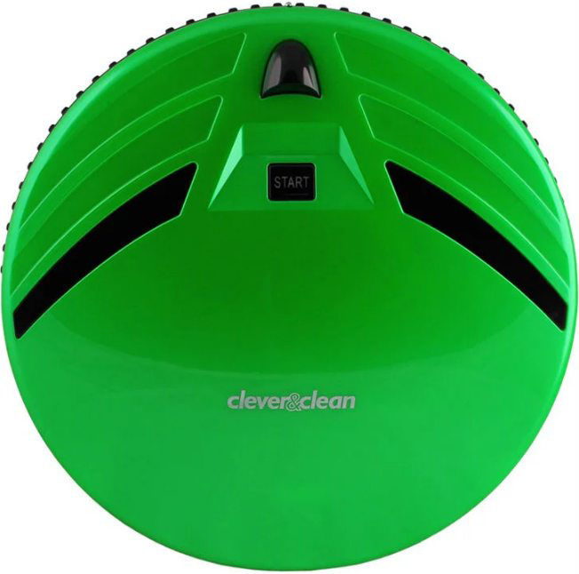 Робот-пылесос Clever&Clean Zpro-series Z10A II 4660012140284 (Green)