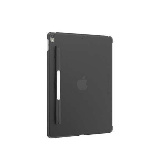 "Чехол SwitchEasy CoverBuddy для iPad 10.2"". Материал полиуретан. Цвет прозрачный черный."