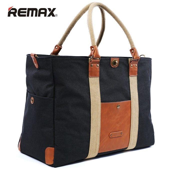 Сумка Remax Travel - модель 296 (черный)