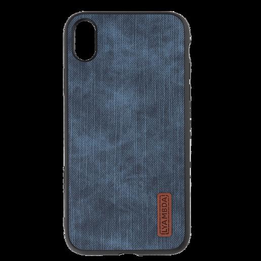 Lyambda Reya Чехол для iPhone XS (LA07-RE-XS-BL) Blue