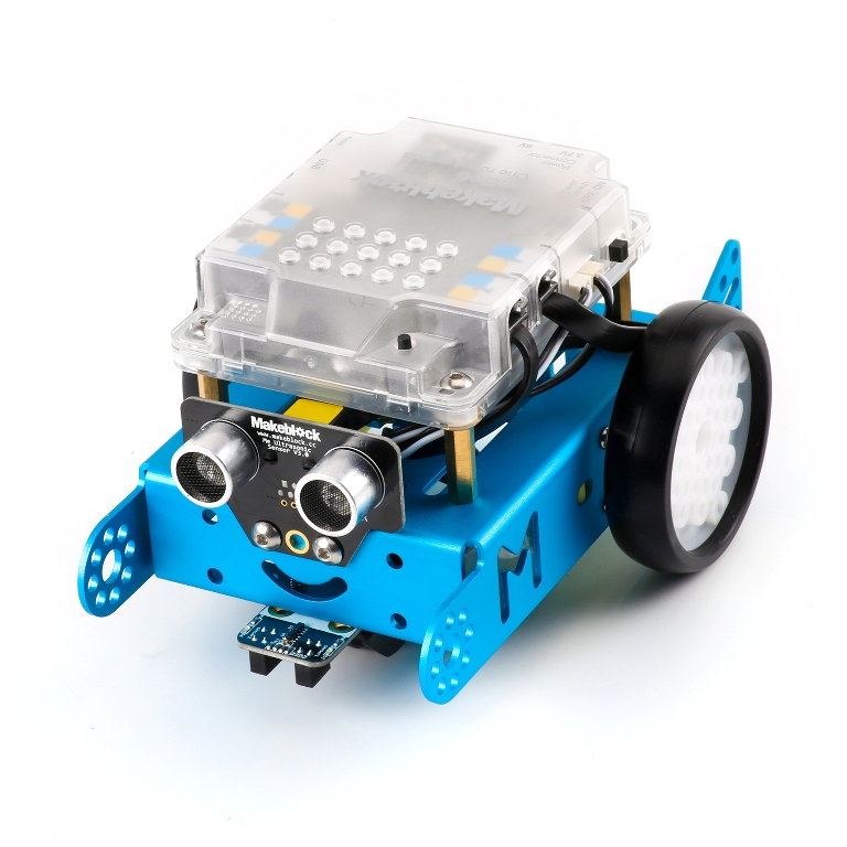 Робототехнический набор mBot v1.1-Blue (Bluetooth-версия)