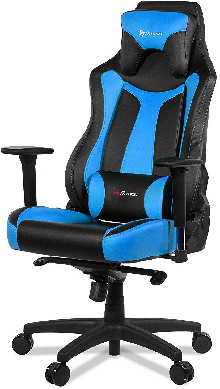 Компьютерное кресло Arozzi Vernazza (Blue)