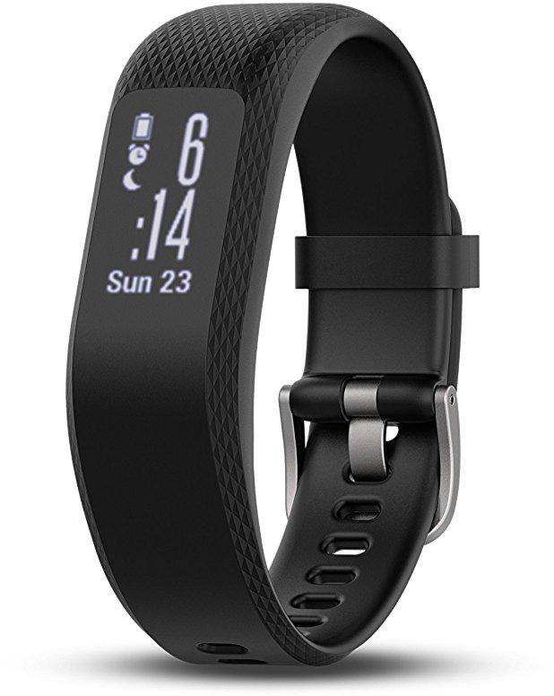Фитнес-браслет Garmin Vivosmart 3 S/M 010-01755-20 (Black)