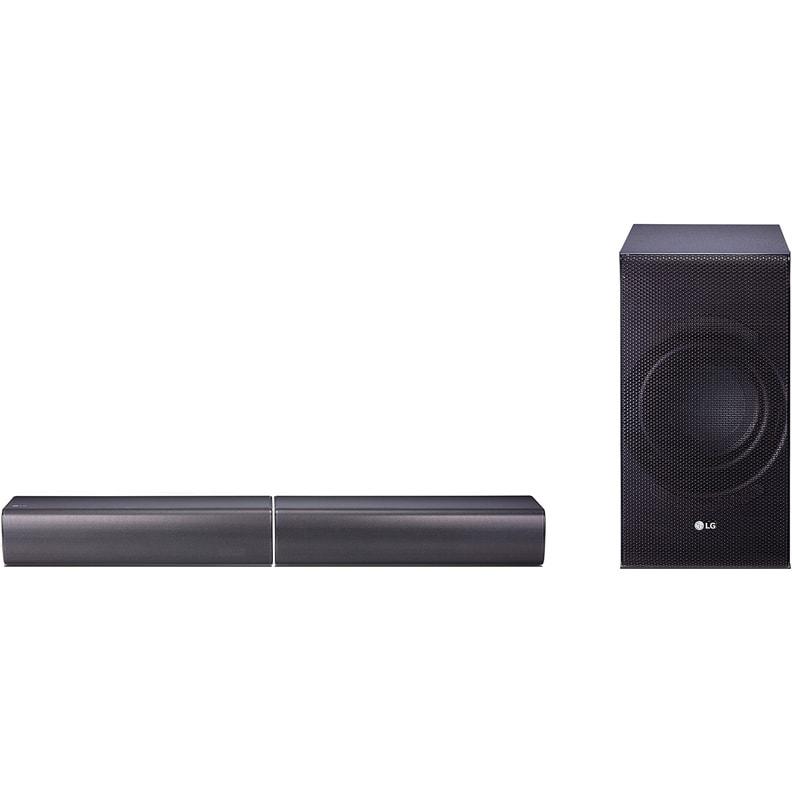Звуковая панель LG SJ7, черный