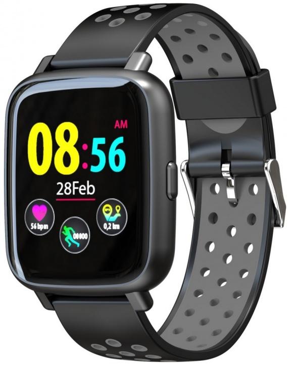 Спортивные часы Jet Sport SW5 (Black/Grey)
