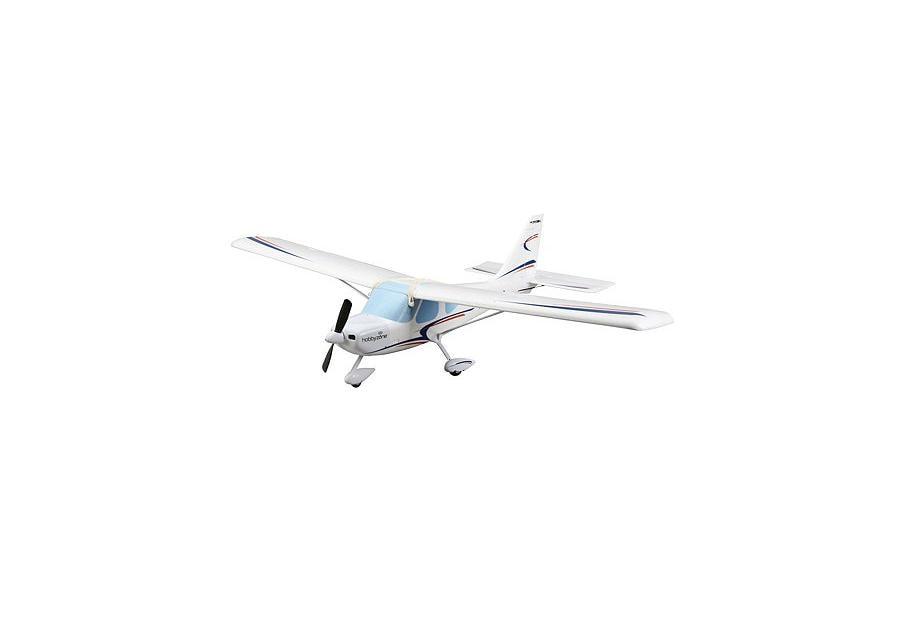 HobbyZone Радиоуправляемый Самолет - Glasair Sportsman 1390мм RTF (Аккумулятор 1300мАч, ЗУ)