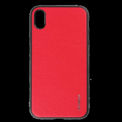 Lyambda Elara Чехол для iPhone XR (LA04-EL-XR-RD) Red