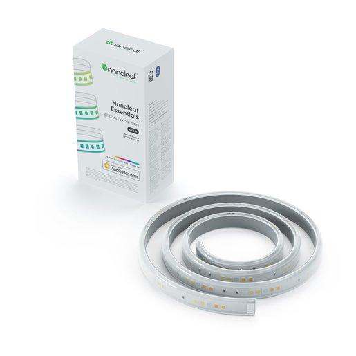 Дополнительная светодиодная лента Nanoleaf Essentials Lightstrip Expansion. Длина ленты: 1 метр.