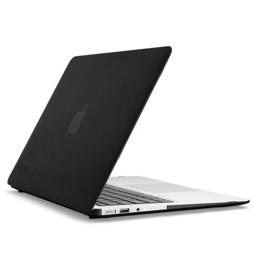 """Чехол-накладка Speck SeeThru для ноутбука Apple MacBook Air 13"""" из пластика. Цвет: черный."""
