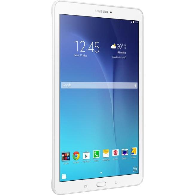 Планшет SAMSUNG  Galaxy Tab E 9.6 SM-T561 8Gb (белый)