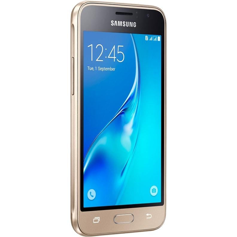Смартфон Samsung Galaxy J1 SM-J120F (золотой)