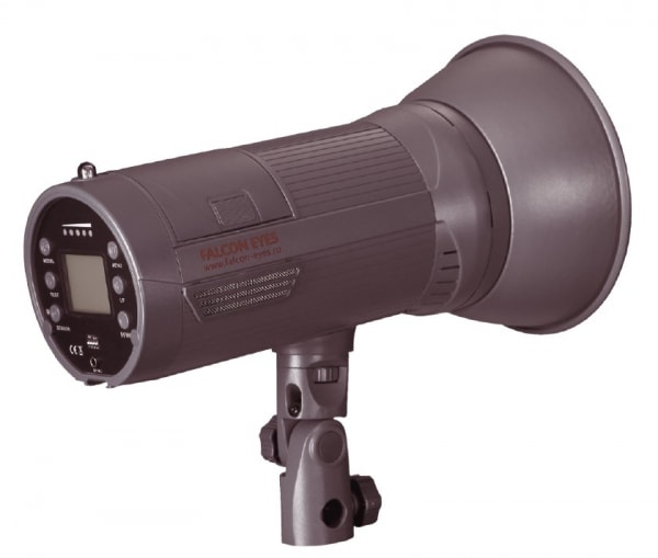 Импульсный осветитель FALCON EYES GT-480 со встроенным аккумулятором и радиосинхронизатором