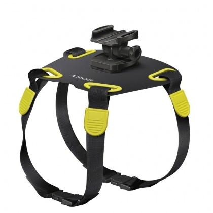 Регулируемый ремень Sony AKA-DM1 для собаки с держателем для Action Cam