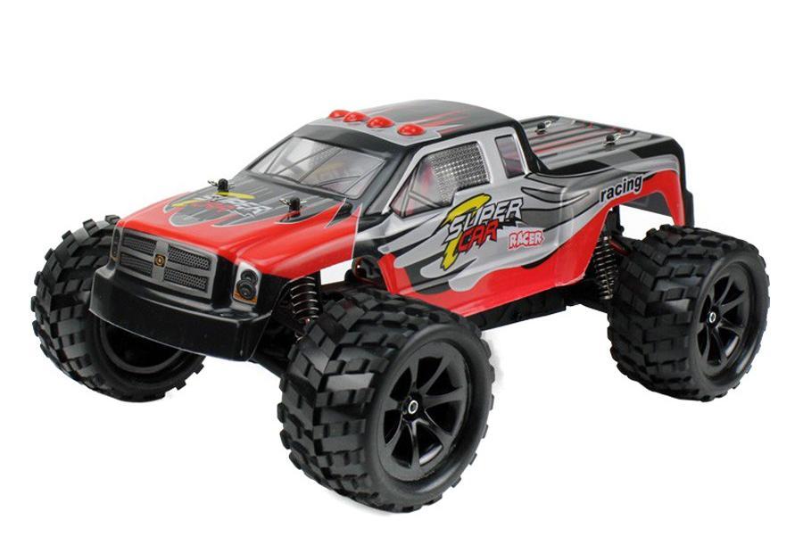 WLToys Радиоуправляемая машина Трак 1/12 электро 2WD
