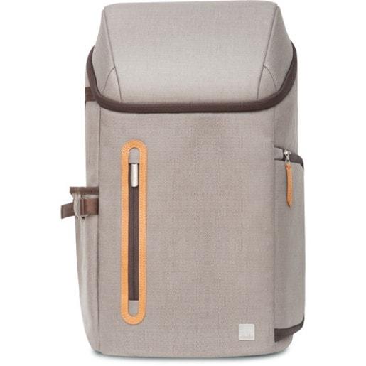 """Рюкзак Moshi Arcus для ноутбука до 15"""" дюймов. Материал: полиэстер/нейлон. Цвет серый."""