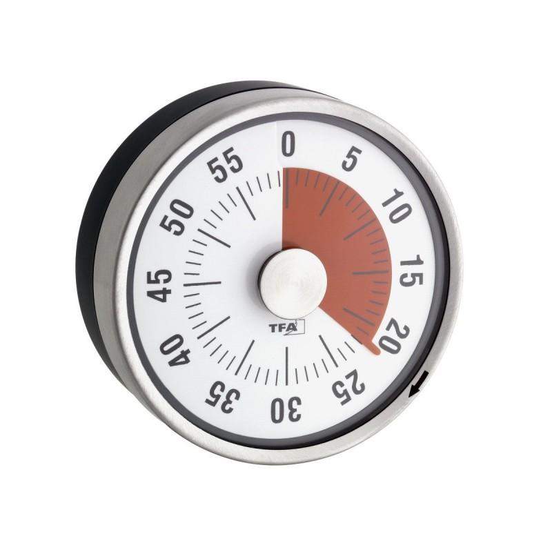 Таймер кухонный TFA 38.1028.10 , механический