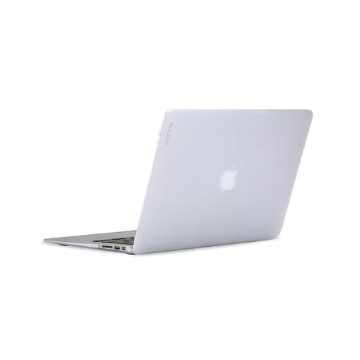 """Чехол-накладка для ноутбука MacBook Air 11"""". Материал пластик. Цвет: жемчужный."""