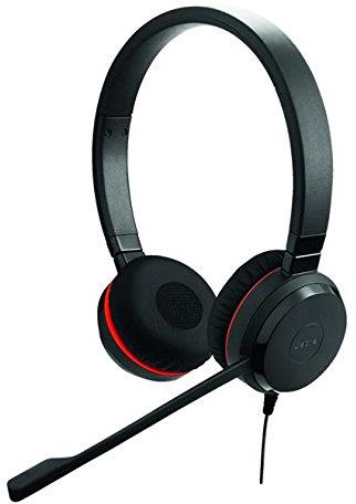 Проводная гарнитура Jabra Evolve 30 II MS Stereo USB 5399-823-309 (Black)