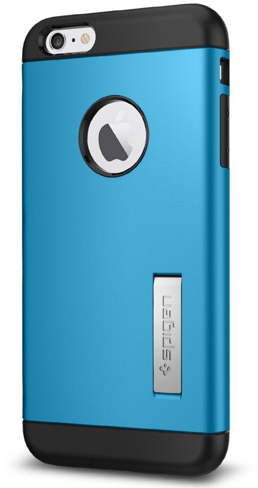Spigen Slim Armor (SGP11652) - чехол для iPhone 6 Plus/6S Plus (Electric Blue)