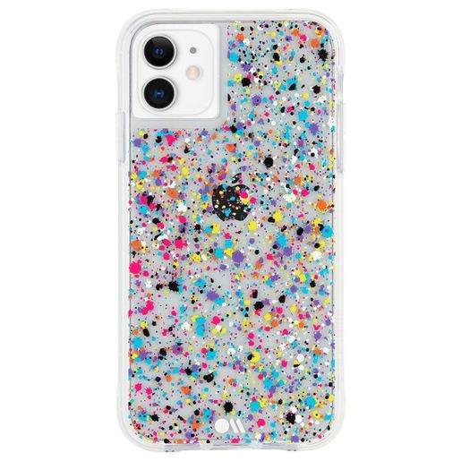 Чехол Case-Mate Spray Paint для iPhone 11. Дизайн Spray Paint.