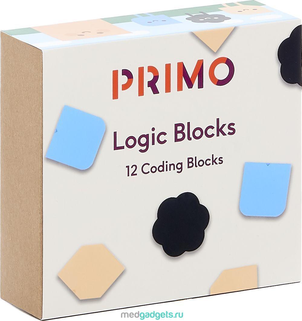 Primo Toys Набор логических блоков 12 шт