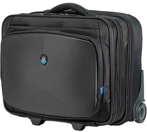 Дорожная сумка Mobile Edge Alienware Vindicator 2.0 (AWVRC1) для ноутбука до 17'' (Black)