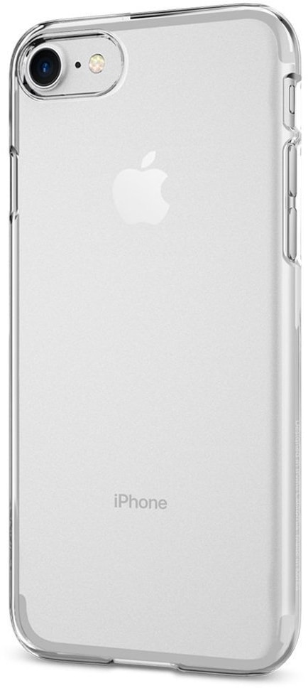 Spigen Thin Fit (042CS20934) - накладка для iPhone 7 (Crystal Clear)